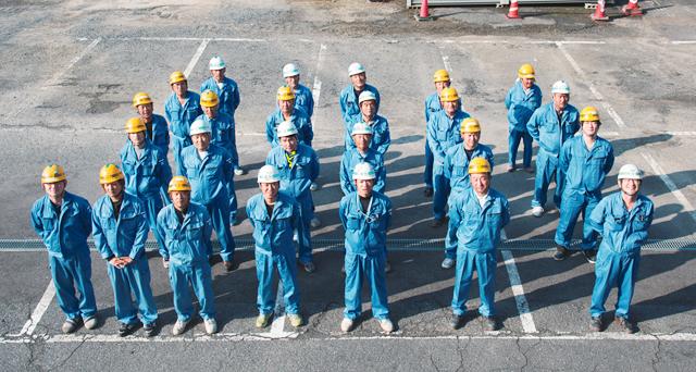 日東建設工業株式会社